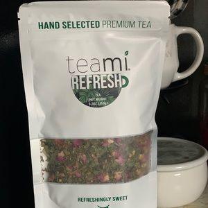 Brand New teami Refresh Tea